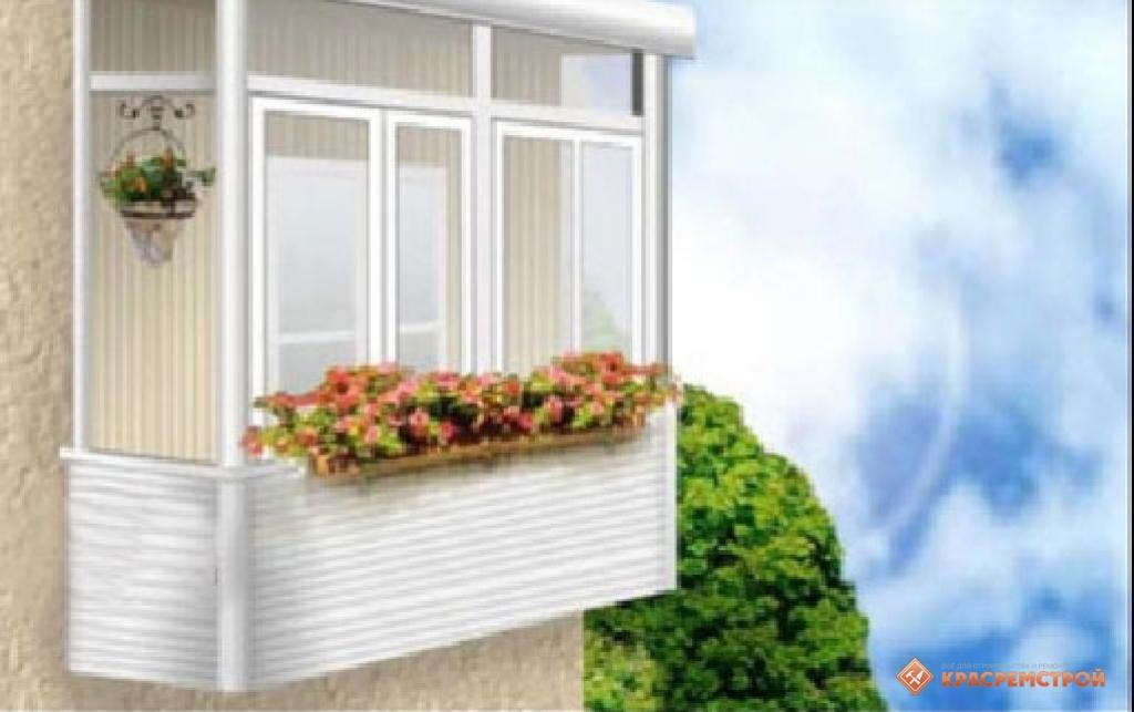 Основные правила остекления балконов - все о гипсокартоне.