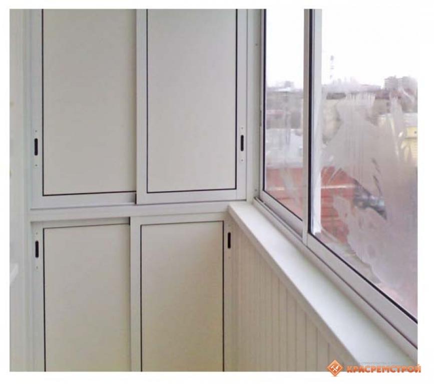 Доборы для балкона: назначение.